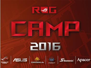 ROG CAMP 2016