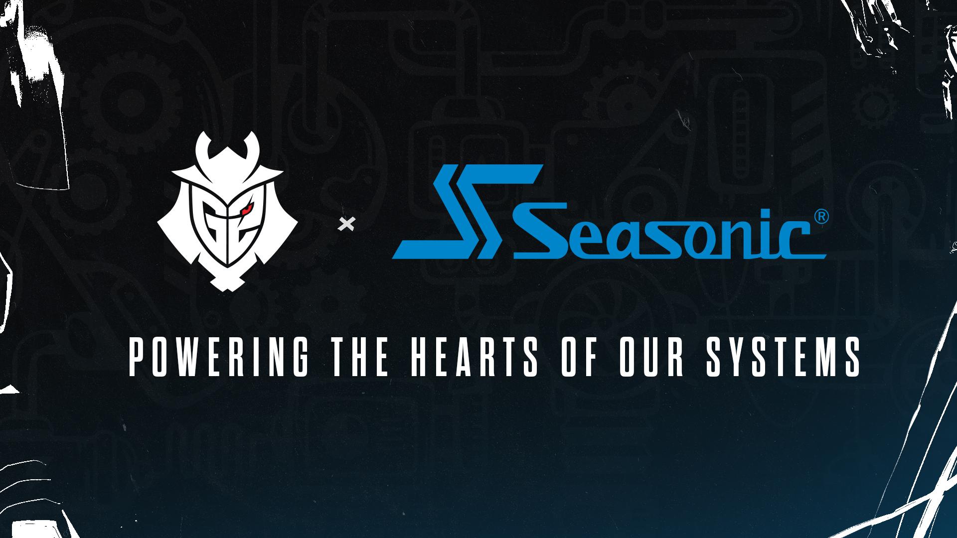 Seasonic - G2 Partnership